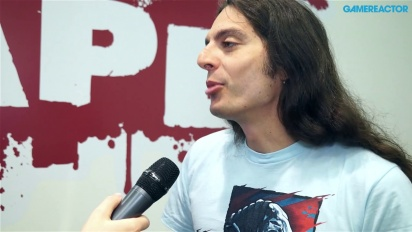 Escape Dead Island - Interview Anthony Cardahi