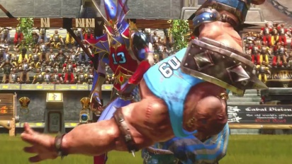 Blood Bowl 2 - Kick Off Trailer