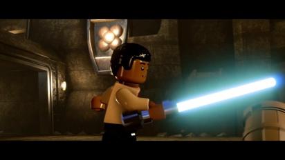 Lego Star Wars: The Force Awakens - Finn Character Vignette (english)