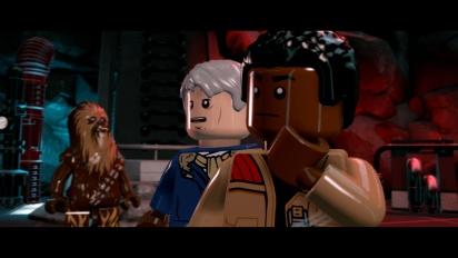 Lego Star Wars: Das Erwachen der Macht - Finn Charakter Trailer (deutsch)