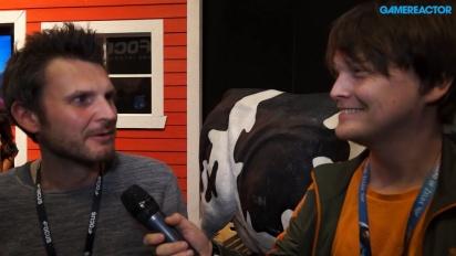 Landwirtschafts-Simulator 17 - Interview Martin Rabl