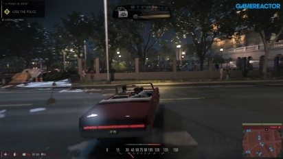 Mafia III - A Friend in Jesus - Reach the getaway car - Xbox One Gameplay