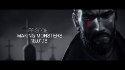 Vampyr - Webseries Teaser Trailer