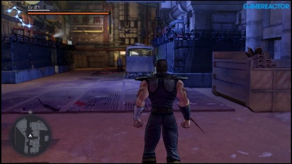 Fist of the North Star: Lost Paradise - Gameplay aus früher Kampagne