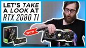 Quick Look - MSI RTX 2080ti Lightning Z