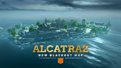Call of Duty: Black Ops 4 - Alcatraz Trailer