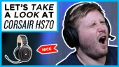 Corsair HS70: Quick Look