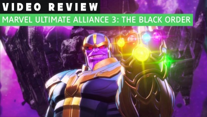Marvel Ultimate Alliance 3: The Black Order - Videokritik