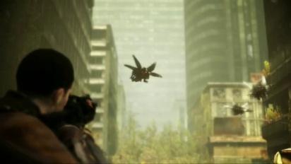 Terminator: Salvation - Aerial Enemies Trailer