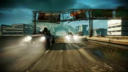 Terminator Salvation - Rail trailer