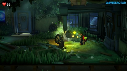 Luigi's Mansion 3 - Spaß mit der Säge (Gameplay)