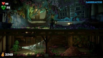 Luigi's Mansion 3 - Geisterjagd und Gooigi-Puzzle (Gameplay)