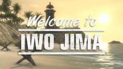 Battlefield 1943 - Iwo Jima Trailer