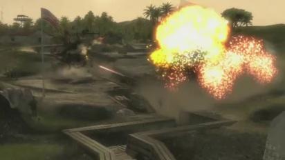 Battlefield 1943: Pacific - Iwo Jima Trailer