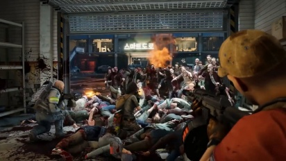 World War Z - Kill It With Fire Update