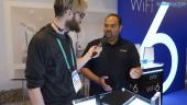 CES - Interview mit Arun Kulathumony zum Netgear Nighthawk Mesh Wi-Fi 6