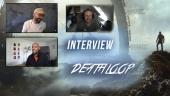 Deathloop - Interview mit Dinga Bakaba und Sébastien Mitton