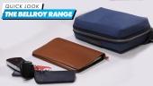 Verschiedene Produkte von Bellroy - Quick Look