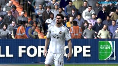 FIFA 14 - Champions League - Real Madrid vs. FC Schalke 04