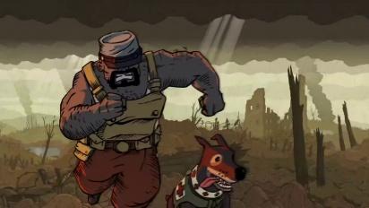 Valiant Hearts: The Great War - E3-Trailer (Deutsch)