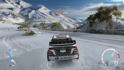 Forza Horizon 3: Blizzard Mountain - Die ersten 15 Minuten Gameplay