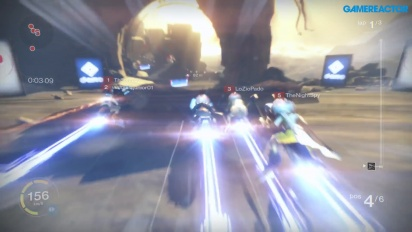 Destiny - Sparrow Racing auf Shining Lands