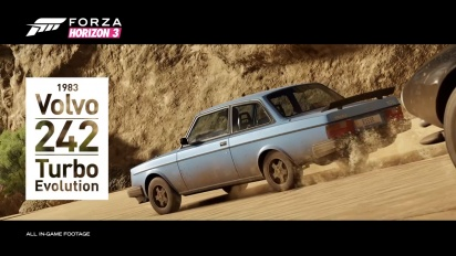 Forza Horizon 3 - Duracell Car Pack Trailer