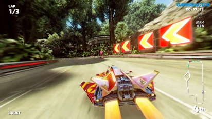 Fast RMX auf der Nintendo Switch - Kenshu Jungle