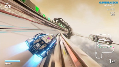 Fast RMX auf der Nintendo Switch - The Haze