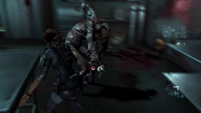 Resident Evil: Revelations - Combat Gameplay for PS4 and Xbox One