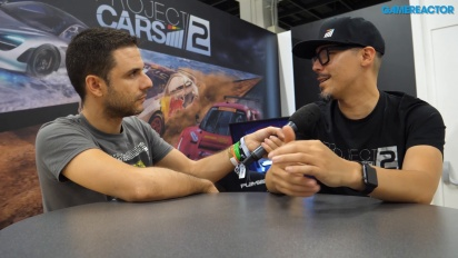 Project CARS 2 - Interview mit Rod Chong