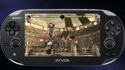 Mortal Kombat - PS Vita Launch Trailer