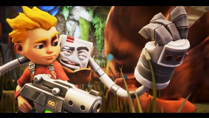 Rad Rodgers - Console launch trailer
