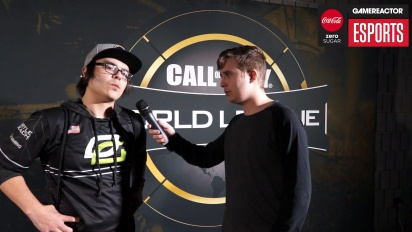 CWL Atlanta - Interview mit FormaL
