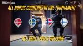 Rainbow Six: Siege - Gamereactor & Omen By HP League Teaser