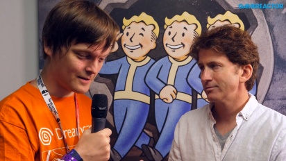 Fallout 76 - Interview mit Todd Howard
