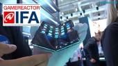 Samsung Fold - Produktpräsentation auf IFA 2019