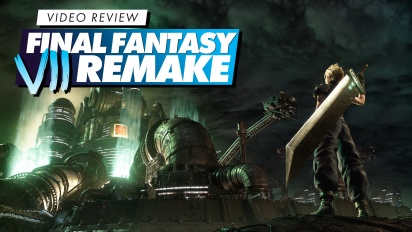 Final Fantasy VII: Remake - Videokritik
