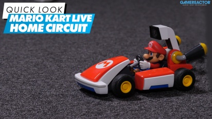 Mario Kart Live: Home Circuit: Quick Look