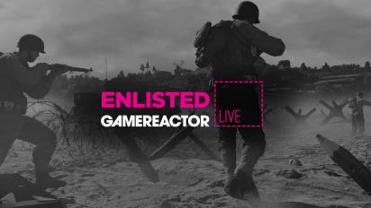 Enlisted - Livestream-Wiederholung (Geschlossene Beta)