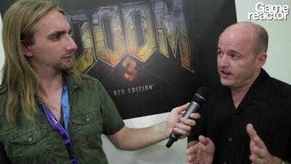 GC 12: Doom 3 BFG Edition - Interview Tim Willits
