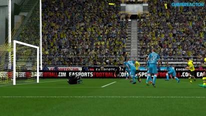 FIFA 14 - Champions League - Borussia Dortmund vs. Zenit Sankt Petersburg