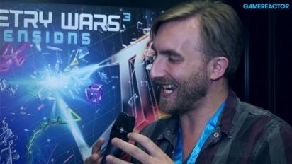 Geometry Wars 3: Dimensions - Interview Nick Davies