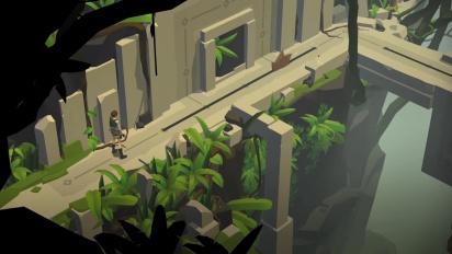 Lara Croft GO PlayStation Steam Launch Trailer - Mirror Of Spirits US