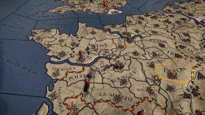 Crusader Kings II - Monks and Mystics Launch Trailer