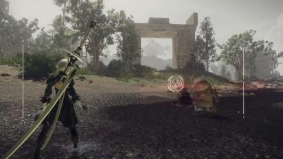 Nier: Automata - Launch-Trailer