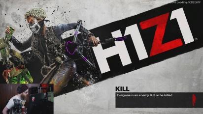 H1Z1 - Livestream-Wiederholung
