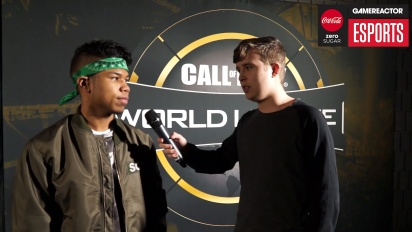 CWL Atlanta - Interview mit Kenny