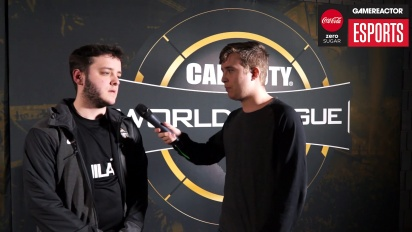CWL Atlanta - Interview mit Wuskin