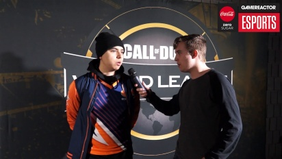 CWL Atlanta - Interview mit Aqua